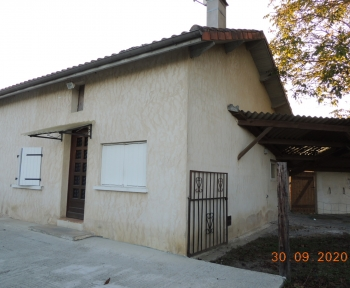 Location Maison 4 pièces Arblade-le-Haut (32110) - à 5 mn de NOGARO