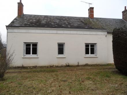 Location Maison avec jardin 3 pièces Les Montils (41120)