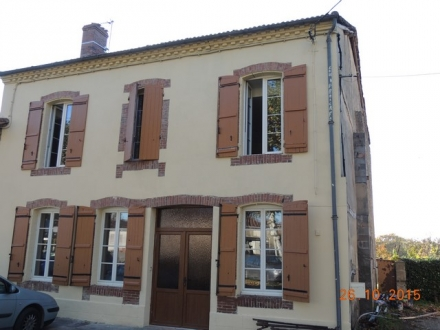 Location Maison 6 pièces Manciet (32370)