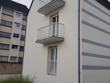 Location Appartement 2 pièces Caen (14000) - rue d'Authie
