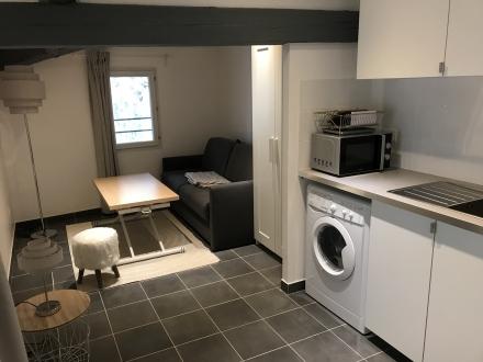 Location Appartement meublé 1 pièces L'Isle-sur-la-Sorgue (84800)