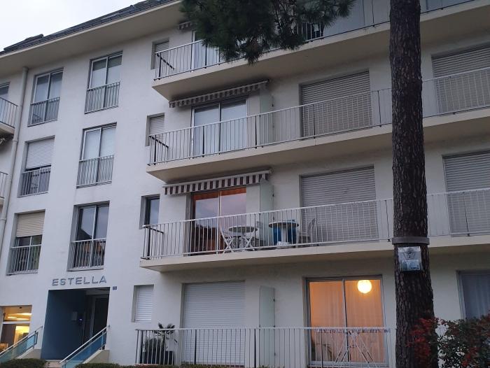 Location Appartement 2 pièces La Baule-Escoublac (44500) - centre ville