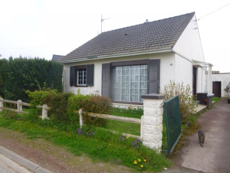 Maison Avec Jardin T2 A Louer Bouzincourt 80300