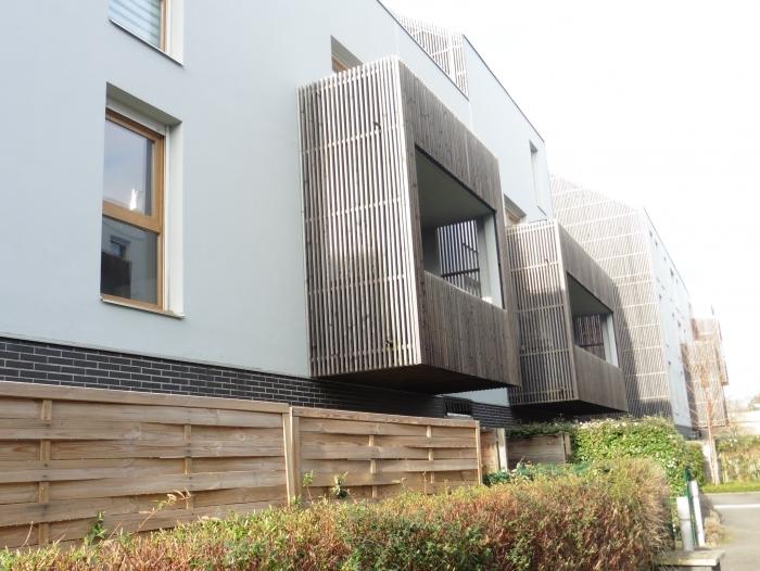 Location Appartement avec balcon 2 pièces Bois-d'Arcy (78390)