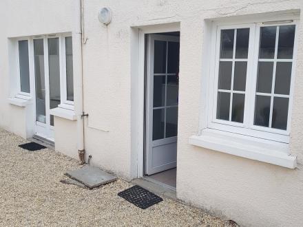 Location Maison de ville 3 pièces Ouistreham (14150) - proche de la mer