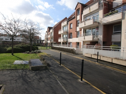 Location Appartement 2 pièces Croix (59170) - CROIX CENTRE