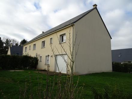Location Maison avec jardin 5 pièces Rocquancourt (14540)
