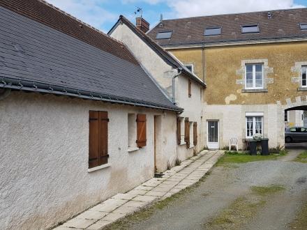 Location Appartement 2 pièces Sonzay (37360) - Centre ville