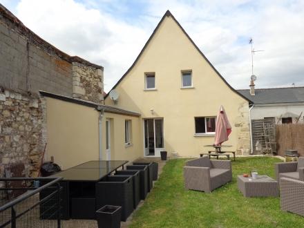 Location Maison 3 pièces Rivarennes (37190) - rivarennes