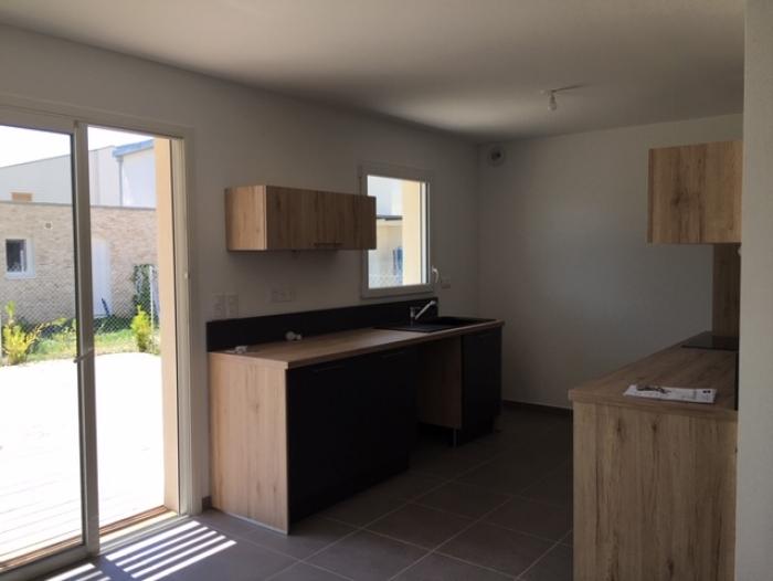 Location Maison neuve 4 pièces Velleron (84740)