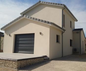 Location Maison neuve 4 pièces Courtisols (51460) - rue de Plain
