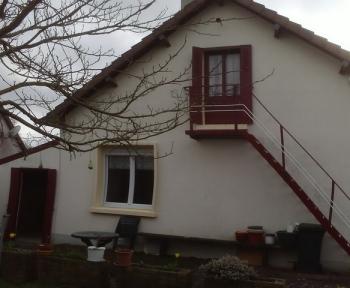 Location Maison de village 3 pièces Contres (41700) - Centre bourg