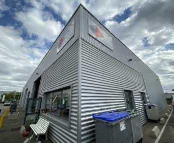 Location Local commercial  pièce Chartres () - Jardin d'entreprises