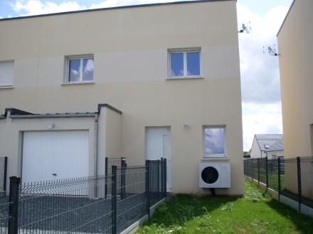Location Maison avec jardin 4 pièces Rocquancourt (14540)