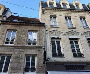 Location Studio 1 pièce Caen (14000) - Centre ville