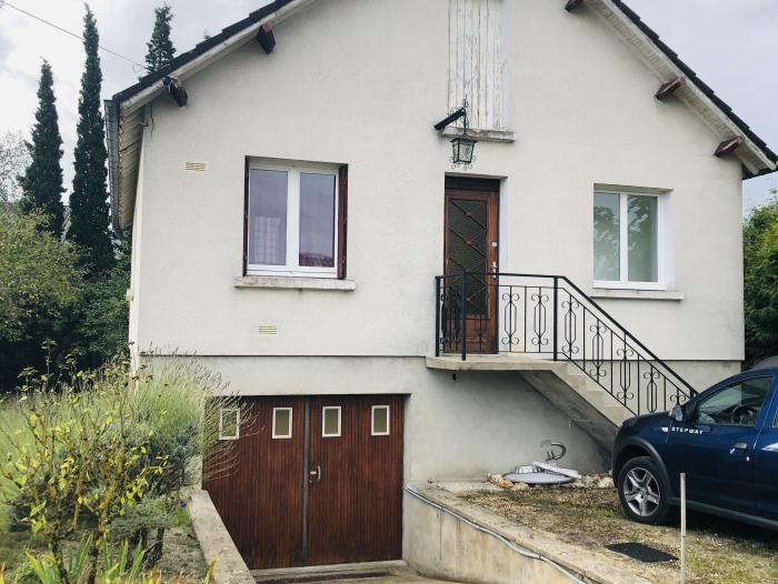 Location Maison avec jardin 3 pièces Romorantin-Lanthenay (41200)