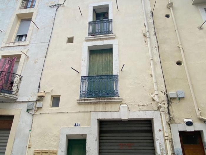 Location Studio 1 pièce Béziers (34500) - rue du Touat