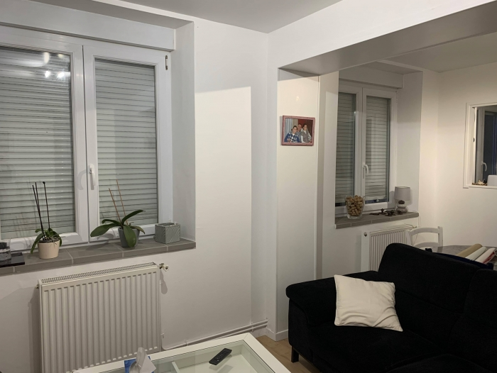 Location Appartement 3 pièces Crespin (59154) - centre CRESPIN