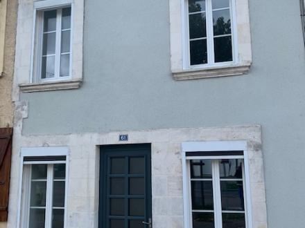 Location Maison de ville 3 pièces Myennes (58440)
