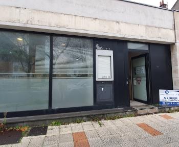 Location Bureau 5 pièces Dunkerque (59140) - CENTRE PETITE SYNTHE