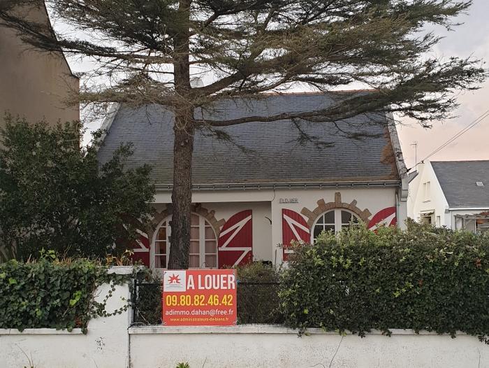 Location Maison 3 pièces Batz-sur-Mer (44740) - BATZ SUR MER