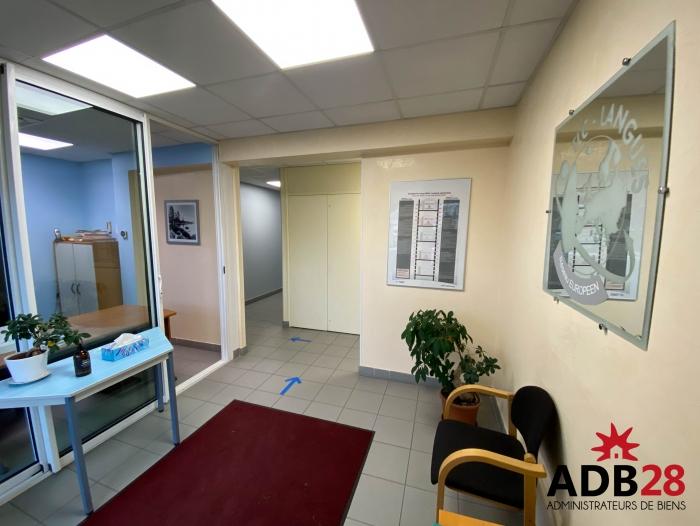 Location Local commercial 10 pièces Saint-Jean-de-Braye (45800) - Avenue Denis Papin