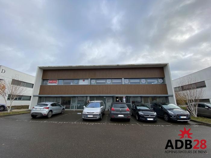 Location Bureau 4 pièces Chartres (28000) - Jardin d'entreprises