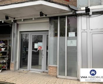 Location Boutique  pièce Valenciennes (59300) - Boulevard Carpeaux