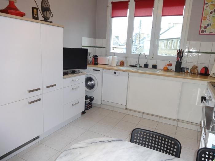 Location Appartement 4 pièces Vire (14500) - Centre-ville