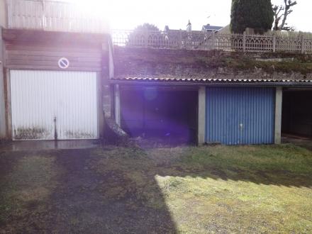 location Garage vire, Proche de la gare