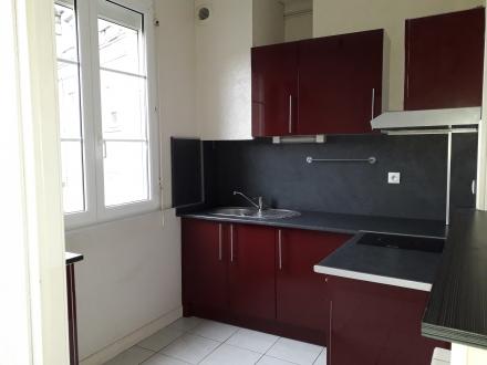 Location Appartement 2 pièces Vire (14500)