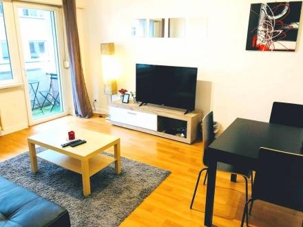 Location Appartement meublé 2 pièces Strasbourg (67000) - HYPER CENTRE