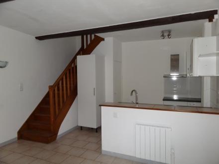 Location Maison 3 pièces  (59530)