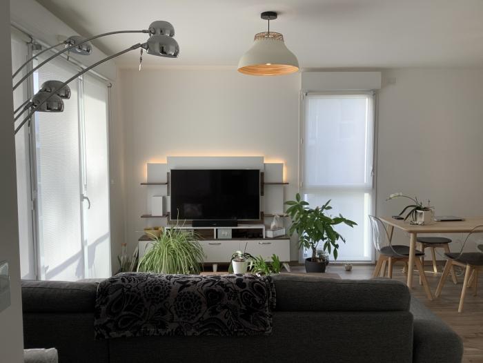 Location Appartement 3 pièces Nantes (44000) - Proche Ile de Nantes