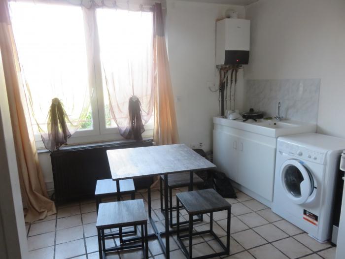 Location Appartement meublé 2 pièces Fourmies (59610)