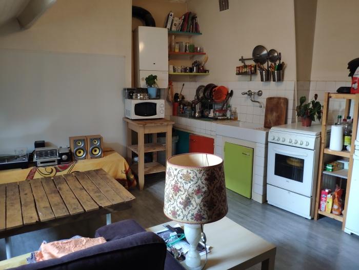 Location Appartement 2 pièces Reims (51100) - CENTRE VILLE