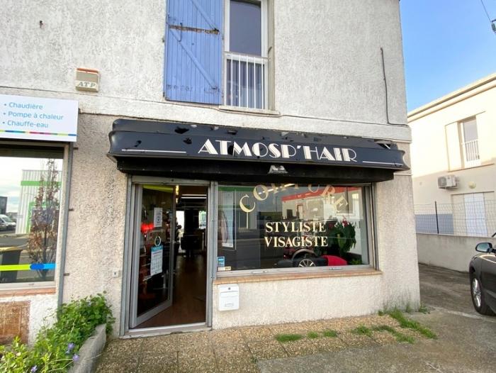 Location Local commercial 1 pièce Béziers (34500) - rue de l'Olivette