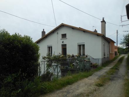 Location Maison 3 pièces Thiers (63300) - RUE GUILLEMIN à THIERS