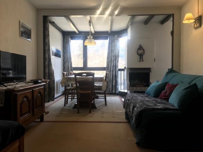 Location Appartement avec balcon 2 pièces Les Houches (74310) - Pied du lac