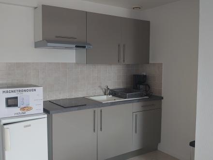 Location Appartement meublé 2 pièces Châlons-en-Champagne (51000) - centre ville