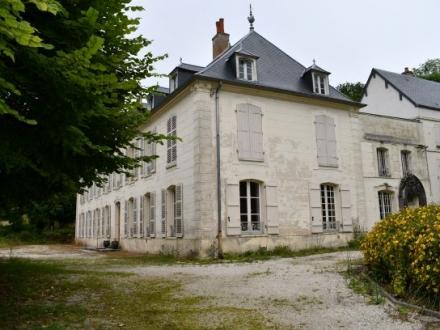 Location Maison 11 pièces Montgenost (51260) - village
