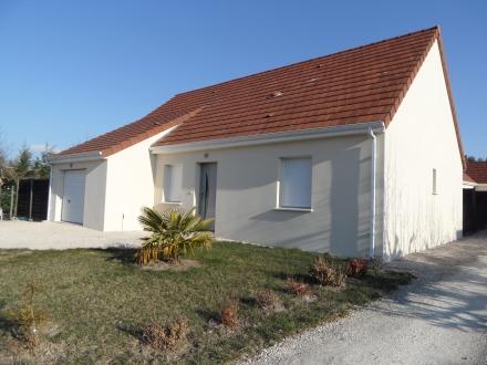 Location Maison 4 pièces Mont-près-Chambord (41250) - Centre bourg