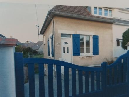 Location Maison 2 pièces Ouistreham (14150) - Bld de France