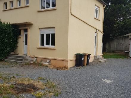 Location Maison de village 4 pièces Tilly-la-Campagne (14540) - Le Bourg