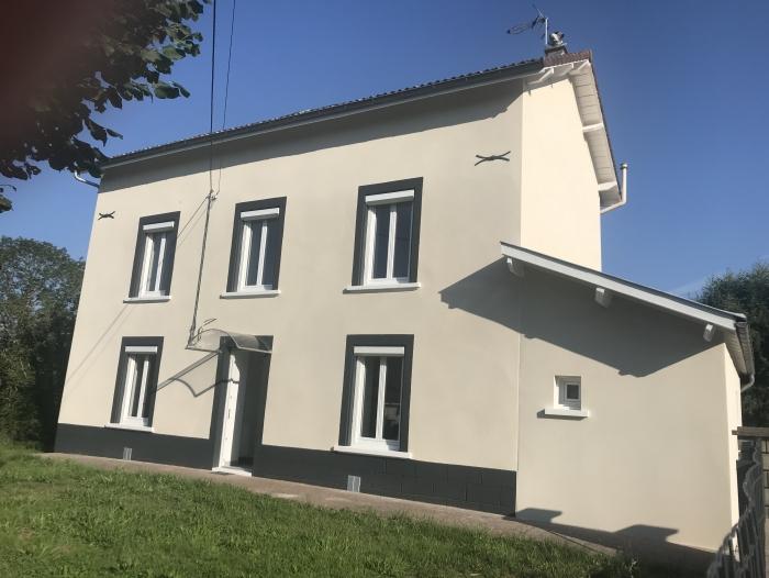 Location Maison avec jardin 4 pièces Paslières (63290) - LIEU DIT LES PHILIPPONS
